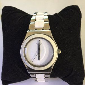 Swatch Women's Irony White Watch